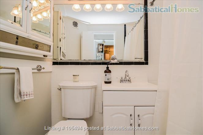Elegant 1-bed  in the heart of Beacon Hill Home Rental in Boston, Massachusetts, United States 5