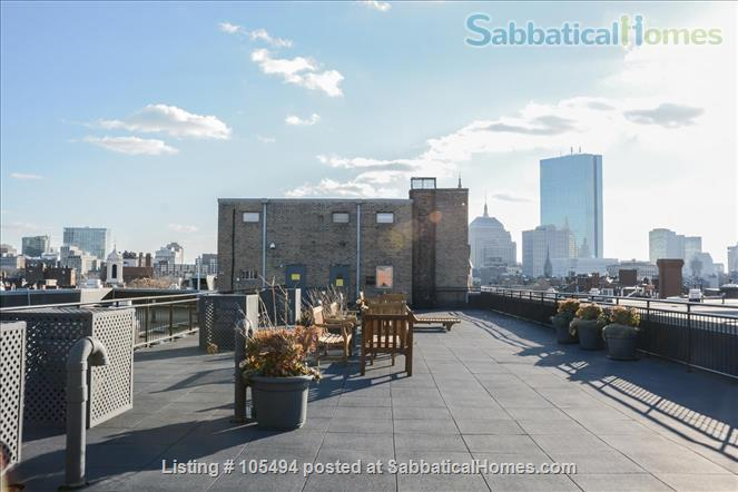 Elegant 1-bed  in the heart of Beacon Hill Home Rental in Boston, Massachusetts, United States 8