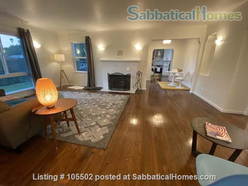 Pretty, Sunny, Entire House with Big Garden-Avail. 7/15 for 1 Month Home Rental in Los Angeles, California, United States 2