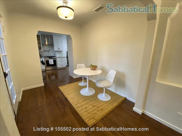 Pretty, Sunny, Entire House with Big Garden-Avail. 7/15 for 1 Month Home Rental in Los Angeles, California, United States 4