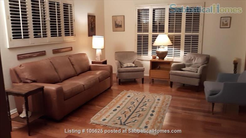 Rural Retreat 3 miles from Campus:  Furnished 4 BR, 3 Bath, Study, 1 Acre in Richland Heights West  Home Rental in Tucson, Arizona, United States 3