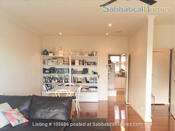 Light-filled two bedroom apartment Home Rental in South Yarra, VIC, Australia 1