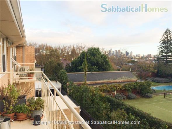 Light-filled two bedroom apartment Home Rental in South Yarra, VIC, Australia 3