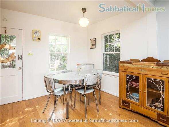 Peaceful Little House in the Hills Close to Occidental, USC, UCLA, Cal Tech, etc. Home Rental in Los Angeles, California, United States 4