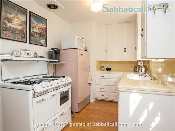 Peaceful Little House in the Hills Close to Occidental, USC, UCLA, Cal Tech, etc. Home Rental in Los Angeles, California, United States 5