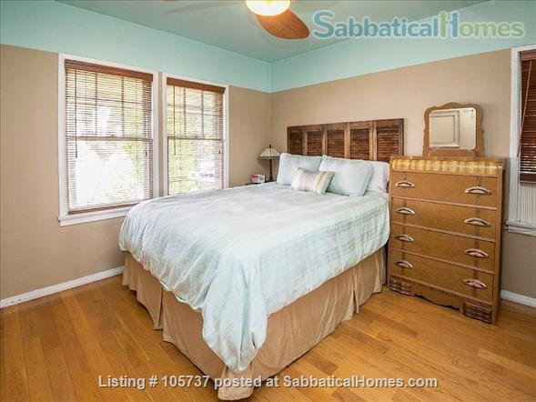 Peaceful Little House in the Hills Close to Occidental, USC, UCLA, Cal Tech, etc. Home Rental in Los Angeles, California, United States 6