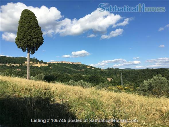 Sabbatical / Weekend Retreat in Umbria (Italy) Home Rental in Monteleone D'orvieto, Umbria, Italy 1