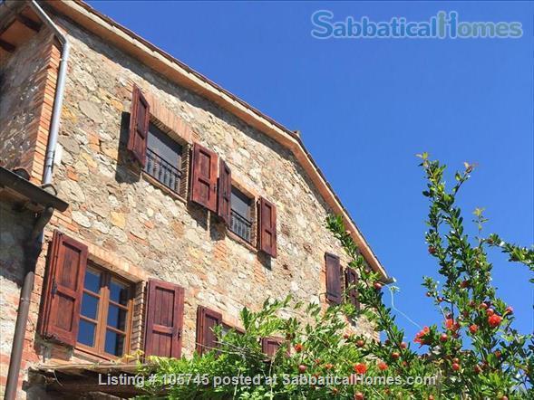 Sabbatical / Weekend Retreat in Umbria (Italy) Home Rental in Monteleone D'orvieto, Umbria, Italy 0