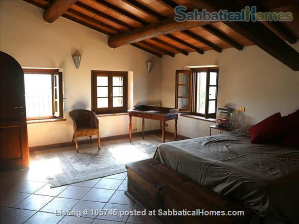 Sabbatical / Weekend Retreat in Umbria (Italy) Home Rental in Monteleone D'orvieto, Umbria, Italy 2