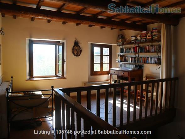 Sabbatical / Weekend Retreat in Umbria (Italy) Home Rental in Monteleone D'orvieto, Umbria, Italy 3