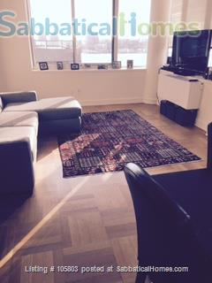 River View, Lincoln Center, Luxury New York 2BR Apartment  Home Rental in New York, New York, United States 9