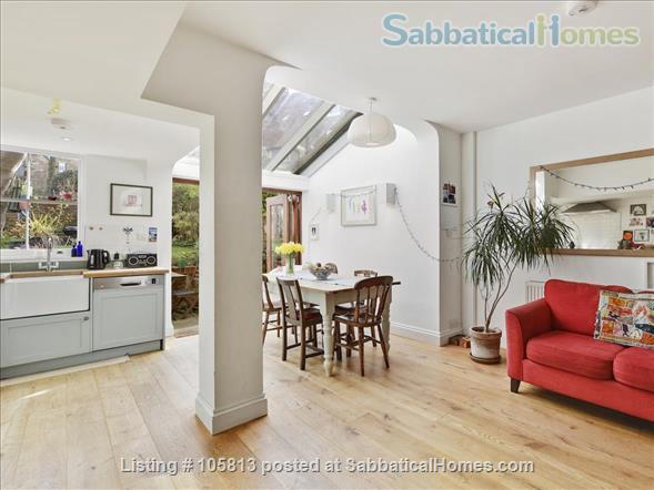 Lovely family house in Central North Oxford Home Rental in Oxford, England, United Kingdom 0