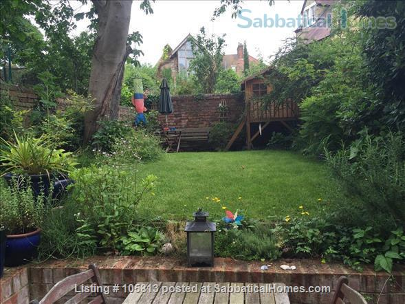 Lovely family house in Central North Oxford Home Rental in Oxford, England, United Kingdom 2