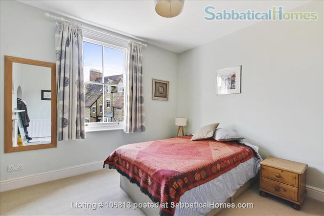 Lovely family house in Central North Oxford Home Rental in Oxford, England, United Kingdom 6