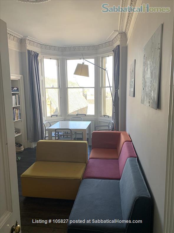 Beautiful flat in Edinburgh  Home Rental in Edinburgh, Scotland, United Kingdom 2
