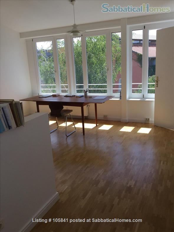 Beautiful and quiet penthouse in Berlin Mitte Home Rental in Berlin, Berlin, Germany 1