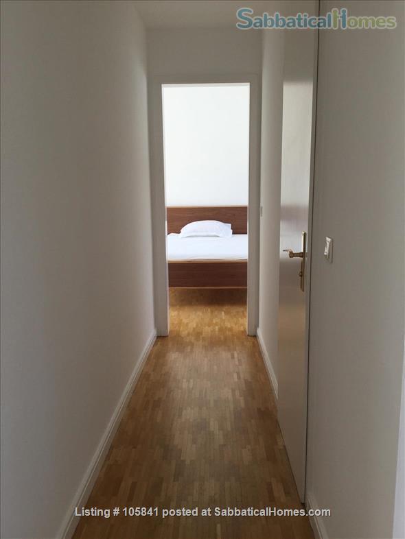 Beautiful and quiet penthouse in Berlin Mitte Home Rental in Berlin, Berlin, Germany 3