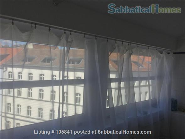 Beautiful and quiet penthouse in Berlin Mitte Home Rental in Berlin, Berlin, Germany 8