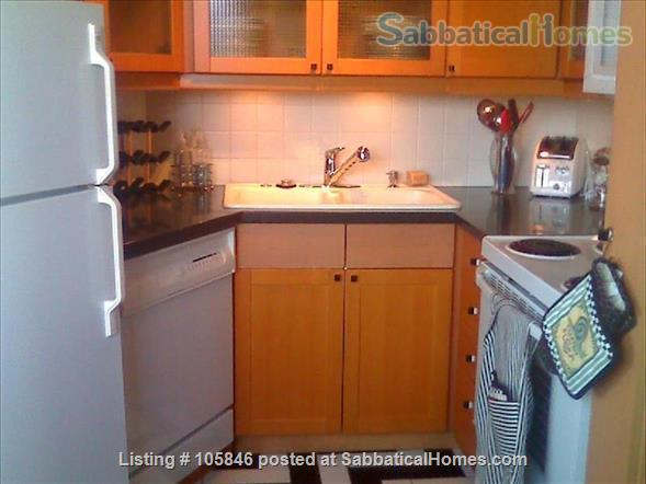 UBC/PT GREY - May 1, 2022 - FULLY FURNISHED BRIGHT 1BR APT - SPECTACULAR VIEW Home Rental in Vancouver 0 - thumbnail