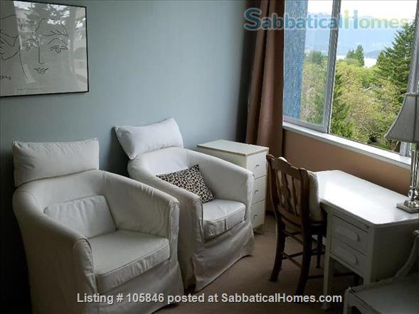 UBC/PT GREY - May 1, 2022 - FULLY FURNISHED BRIGHT 1BR APT - SPECTACULAR VIEW Home Rental in Vancouver 5