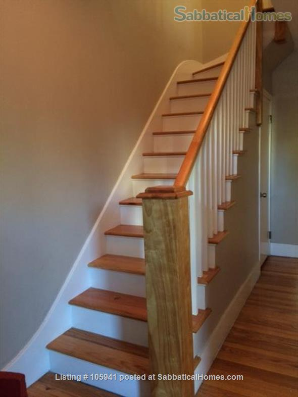 Sunny spacious single-family house (furnished!) in great Cambridge location Home Rental in Cambridge, Massachusetts, United States 5