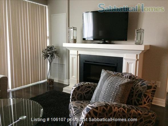 Fully Furnished & Equipped Exec. Condo-Riverhouse-Downtown Guelph  Home Rental in Guelph, Ontario, Canada 0