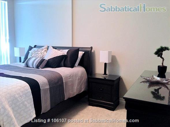 Fully Furnished & Equipped Exec. Condo-Riverhouse-Downtown Guelph  Home Rental in Guelph, Ontario, Canada 4
