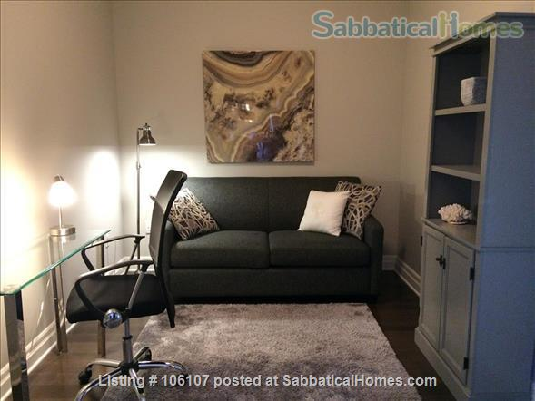 Fully Furnished & Equipped Exec. Condo-Riverhouse-Downtown Guelph  Home Rental in Guelph, Ontario, Canada 6