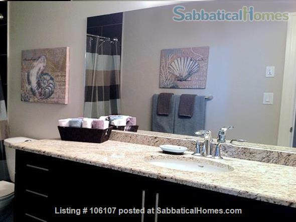 Fully Furnished & Equipped Exec. Condo-Riverhouse-Downtown Guelph  Home Rental in Guelph, Ontario, Canada 7
