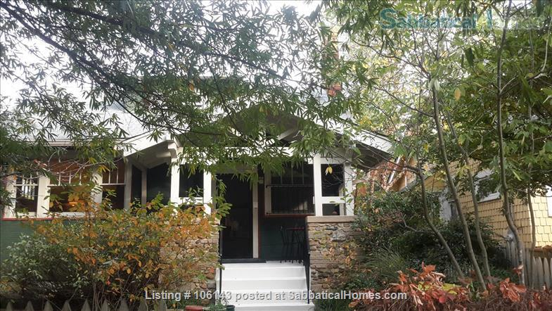 City Bungalow on quiet street in Washington DC Home Rental in Washington, District of Columbia, United States 1