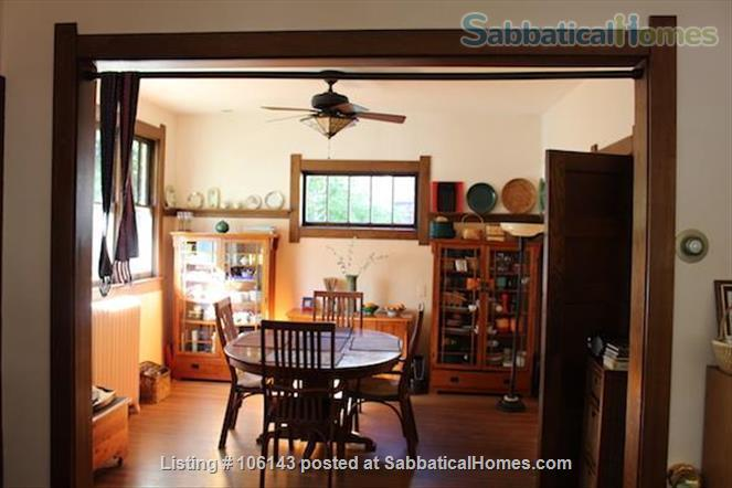 City Bungalow on quiet street in Washington DC Home Rental in Washington, District of Columbia, United States 0