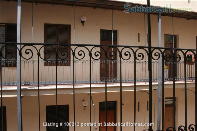A cozy house in a courtyard building in San Lorenzo Home Rental in Roma, Lazio, Italy 7