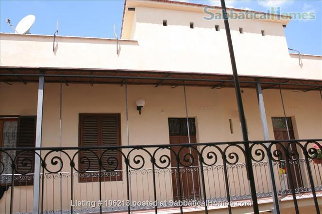 A cozy house in a courtyard building in San Lorenzo Home Rental in Roma, Lazio, Italy 8