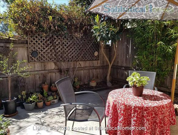 Private, Furnished 2 BR/1.5 BA Garden Apartment available for 1-2 years Home Rental in Berkeley 7