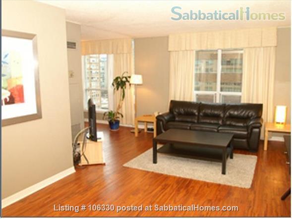* Fully Furnished Condo * 1 Bedroom Plus Den * Central Toronto * Home Rental in Toronto, Ontario, Canada 1