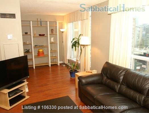 * Fully Furnished Condo * 1 Bedroom Plus Den * Central Toronto * Home Rental in Toronto, Ontario, Canada 0