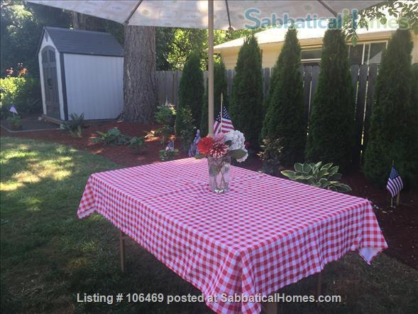 Corvallis Cottage (All utilities included) Home Rental in Corvallis, Oregon, United States 7