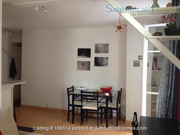 Quite, bright and just  renewed apartment in Paris Home Rental in Paris, Île-de-France, France 0