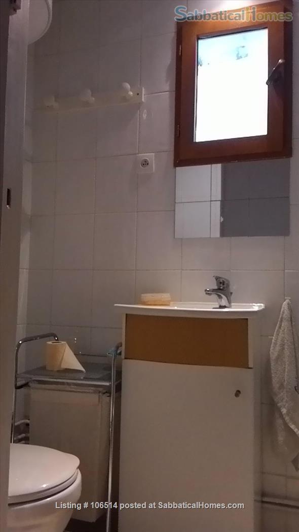 Quite, bright and just  renewed apartment in Paris Home Rental in Paris, Île-de-France, France 6