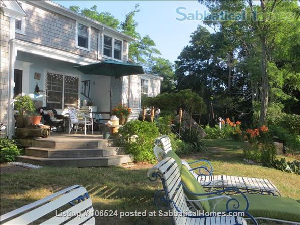 Waterfront Cape Cod home Home Rental in Orleans, Massachusetts, United States 1