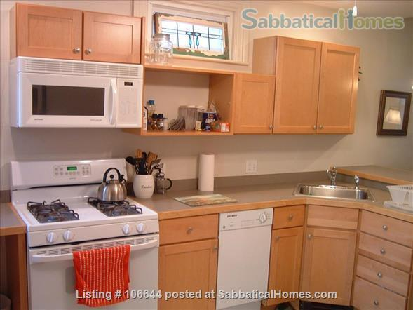 Cambridge fully FURNISHED, Short Term One Bedroom  INMAN SQ Home Rental in Cambridge, Massachusetts, United States 1