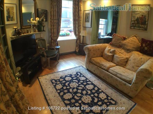Covent Garden pied a terre Home Rental in London, England, United Kingdom 1