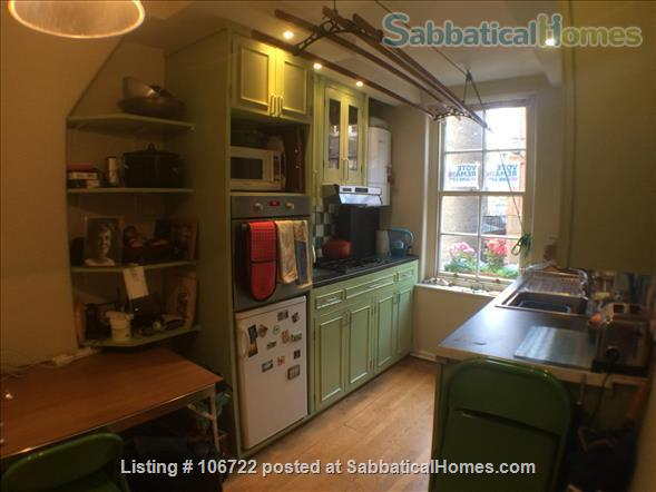 Covent Garden pied a terre Home Rental in London, England, United Kingdom 3