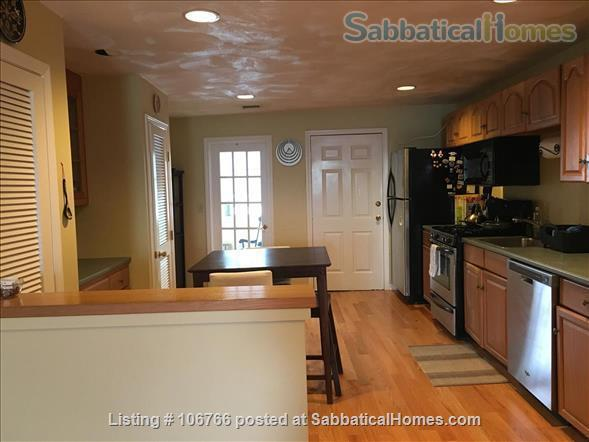 Furnished 2-Bedroom Condo in the Heart of Davis Square - near Tufts, Harvard - Utilities included - Available April 2021 Home Rental in Somerville, Massachusetts, United States 3