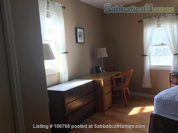 Furnished 2-Bedroom Condo in the Heart of Davis Square - near Tufts, Harvard - Utilities included - Available April 2021 Home Rental in Somerville, Massachusetts, United States 5