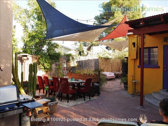 Elegant Refuge Near the University of Arizona Home Rental in Tucson, Arizona, United States 7