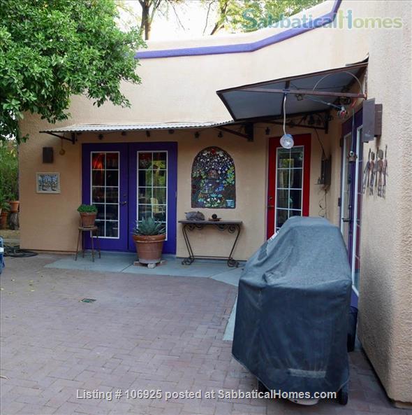 Elegant Refuge Near the University of Arizona Home Rental in Tucson, Arizona, United States 8