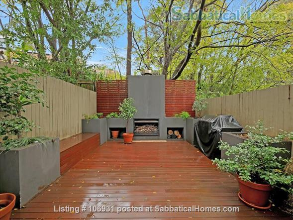 Stylish inner city terrace in Sydney Home Exchange in Forest Lodge, NSW, Australia 9