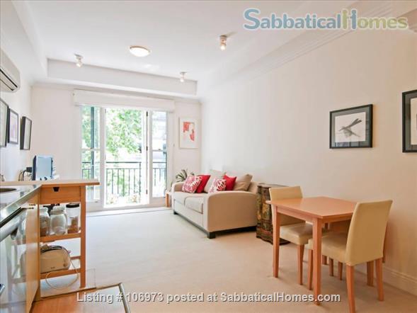 NEW! Sydney CBD - Enjoy Summer in this sunny apartment Home Rental in Woolloomooloo, NSW, Australia 1