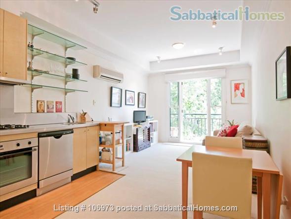 NEW! Sydney CBD - Enjoy Summer in this sunny apartment Home Rental in Woolloomooloo, NSW, Australia 2